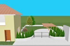 ARMENO Rustico con giardino