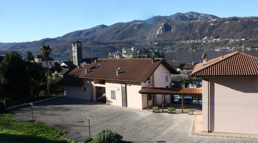 LE PALME Appartamento vista isola con parcheggio