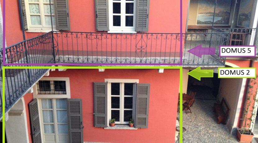 DOMUS 1 Appartamento Con Terrazzo