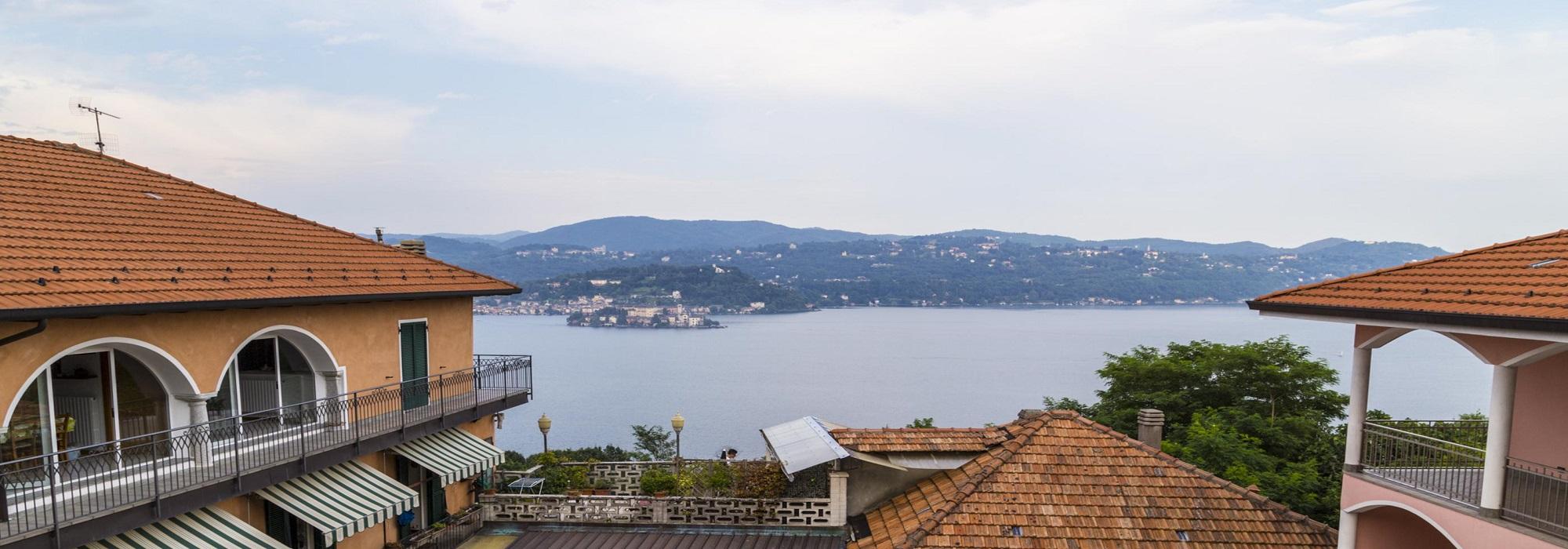 ALZO Appartamento con bellissima vista lago