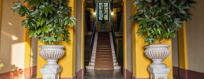 MIASINO Appartamento in splendida villa d'epoca