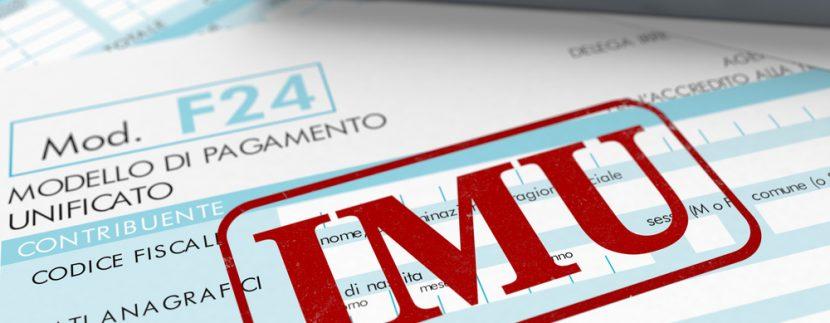 The Italian home's tax (Imu)