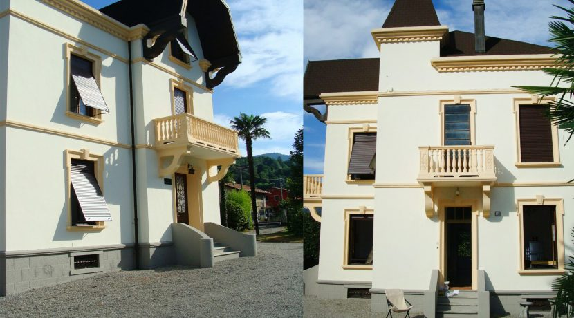 PETTENASCO Splendida villa fronte lago