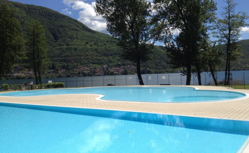 Le 5 pi belle piscine sul lago d 39 orta ortalloggi - Piscine gia pronte prezzi ...