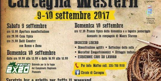 carcegna western