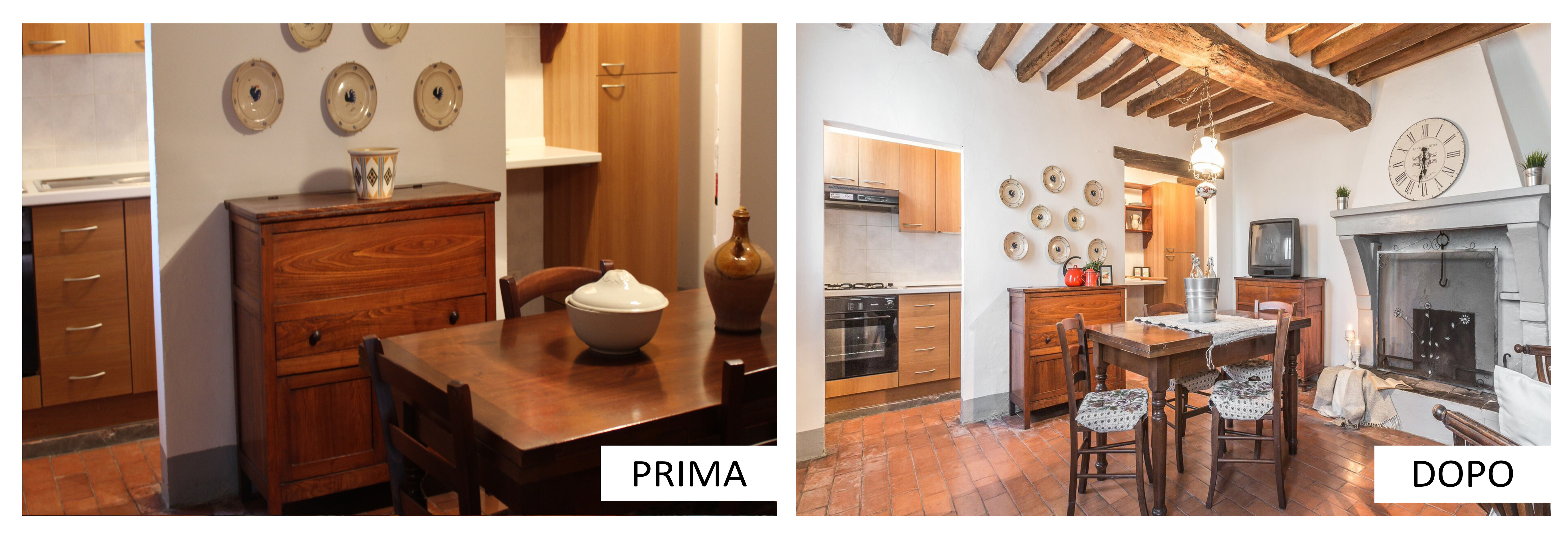 home staging cucina