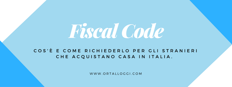 fiscal code