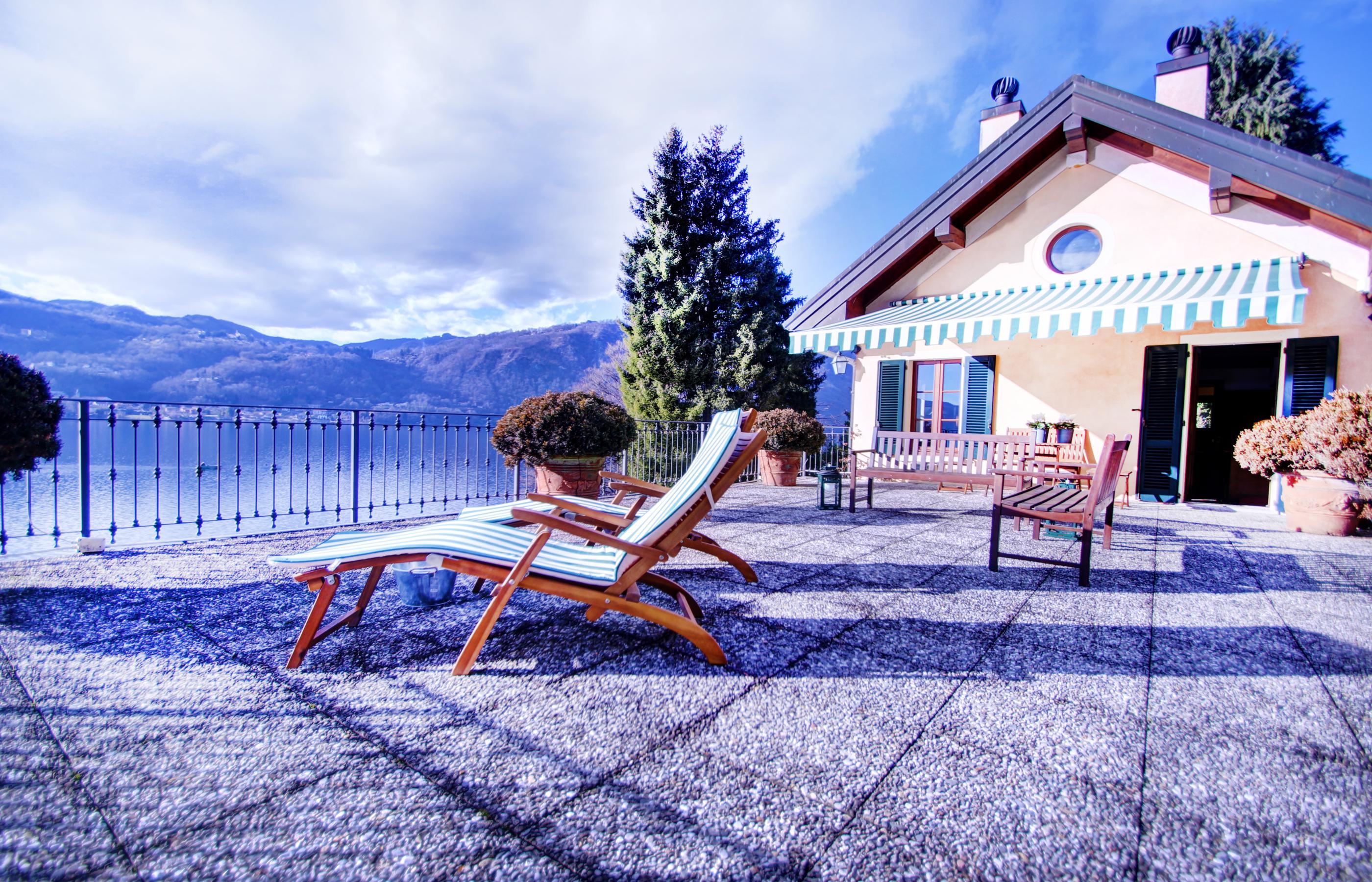 MOTTINO Accogliente loft di charme fronte lago