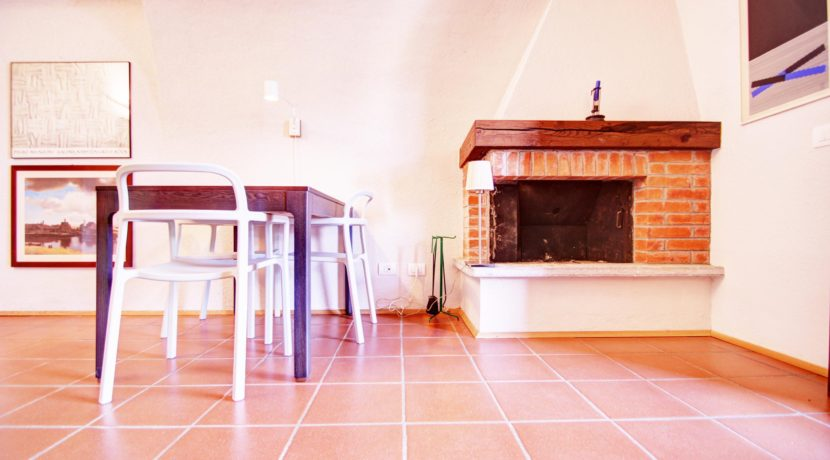 ORTA Appartamento con giardino privato