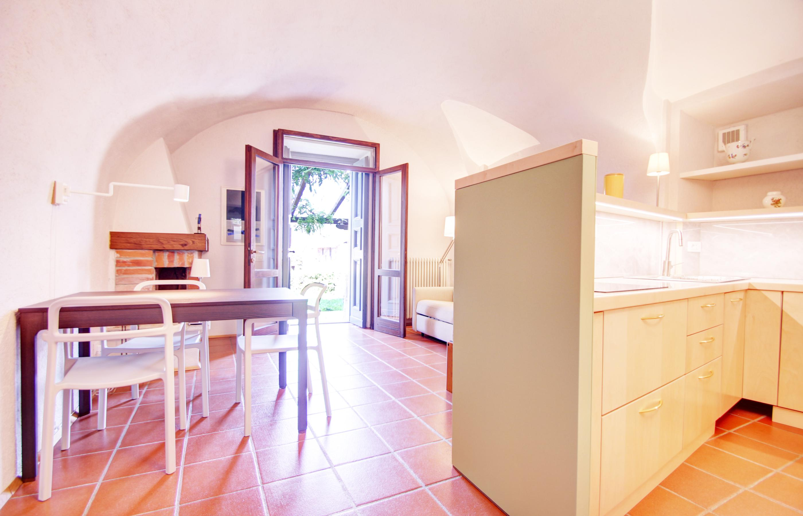 ORTA Apartment With Private Garden