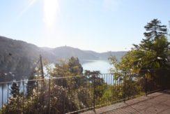 ORTA Villa con vista lago, da ultimare