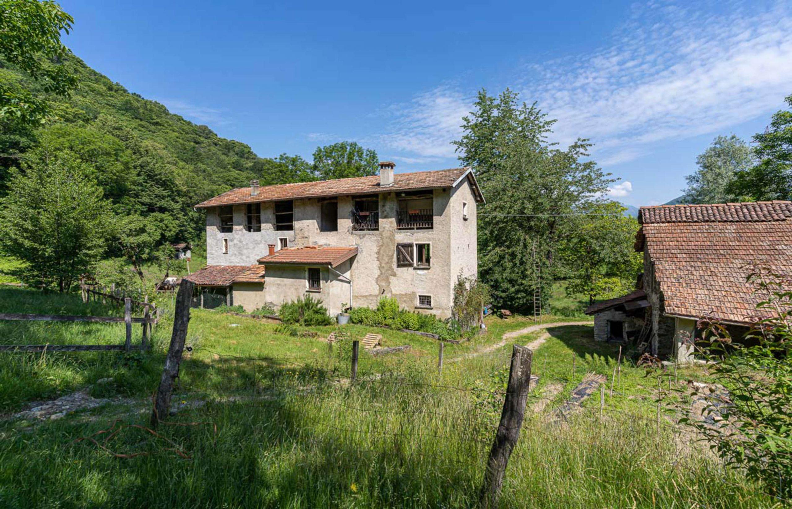 MIASINO Farmhouses with land