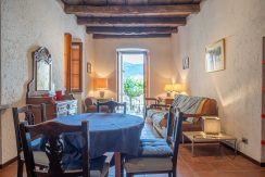 ORTA Appartamento con due camere nel pieno centro storico