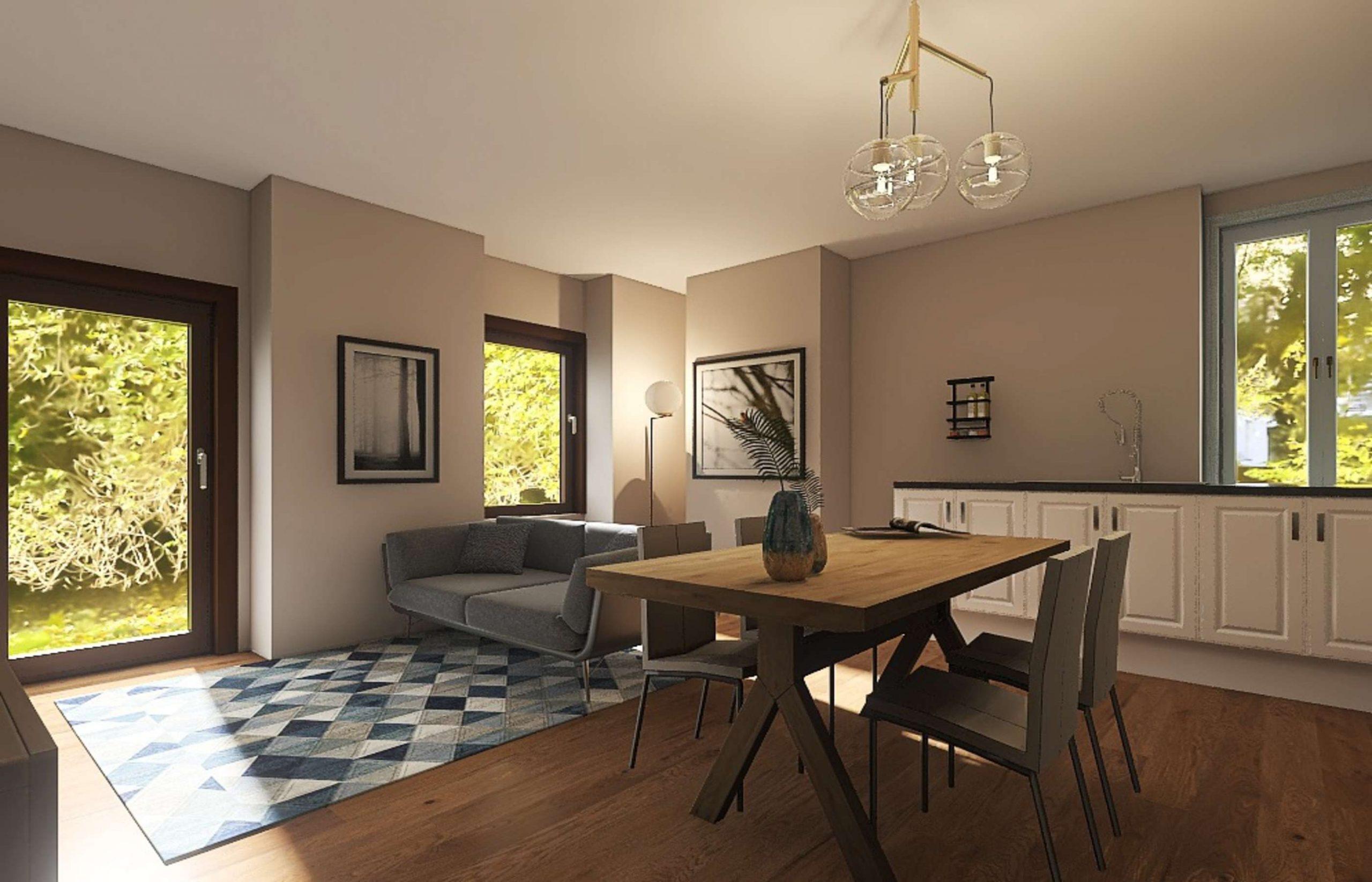 BRIGA NOVARESE Appartamenti nuovi in classe A prevista
