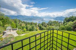 GIGNESE splendida villa con parco e dependance